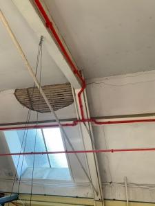 Air Sampling System Installation