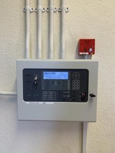 Advanced MX Pro 5 Fire Alarm System